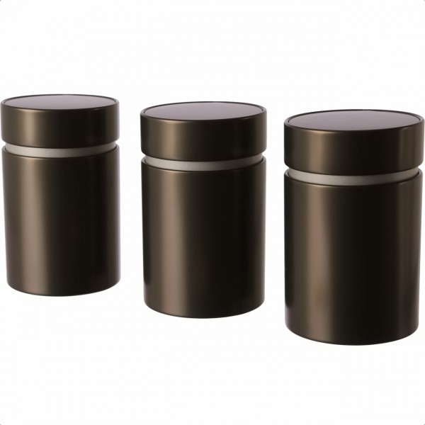 3er Set | EBO elegante Tee- / Vorratsdose